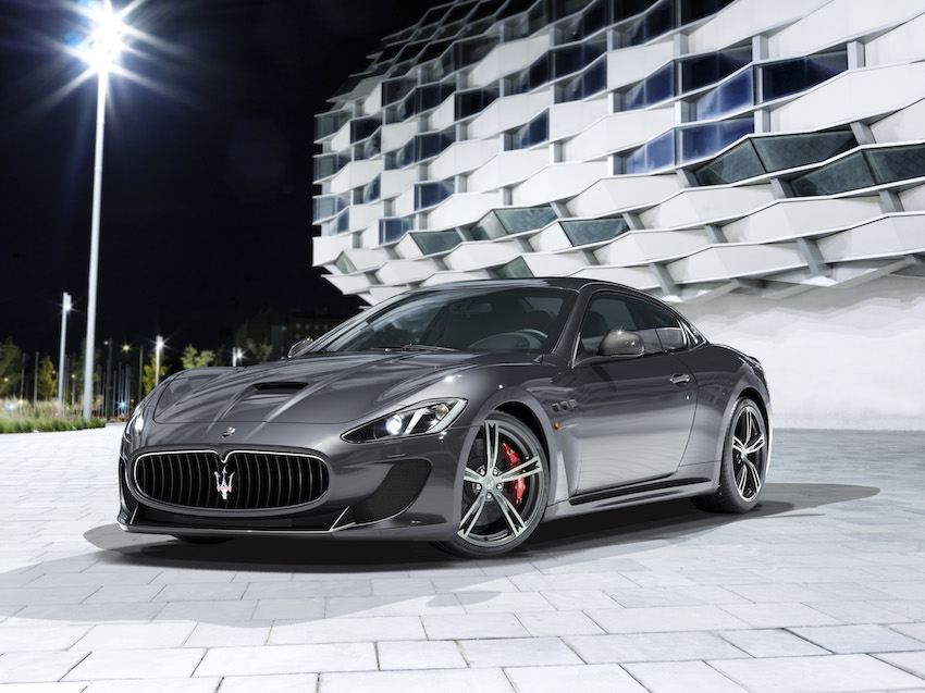 Probefahrt Maserati