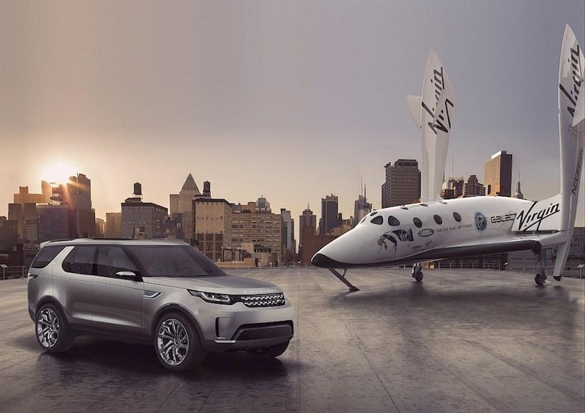 Range Rover Probefahrt buchen
