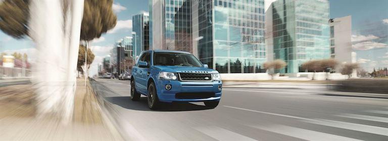 Freelander 2 Land Rover Modell 2015 quer