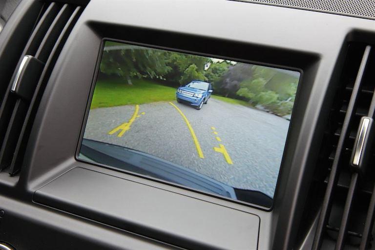 Freelander 2 Navigationssystem