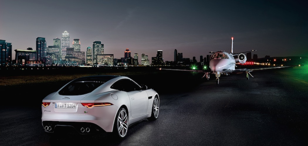 verkauf jaguar f type coupe in weiss. Black Bedroom Furniture Sets. Home Design Ideas