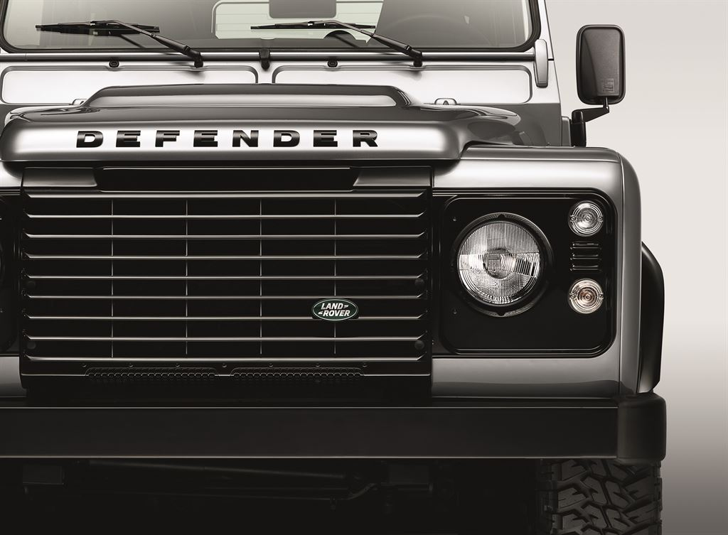 Land Rover Defender Black Paket