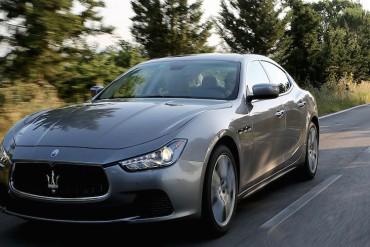 Maserati Ghibli versichern