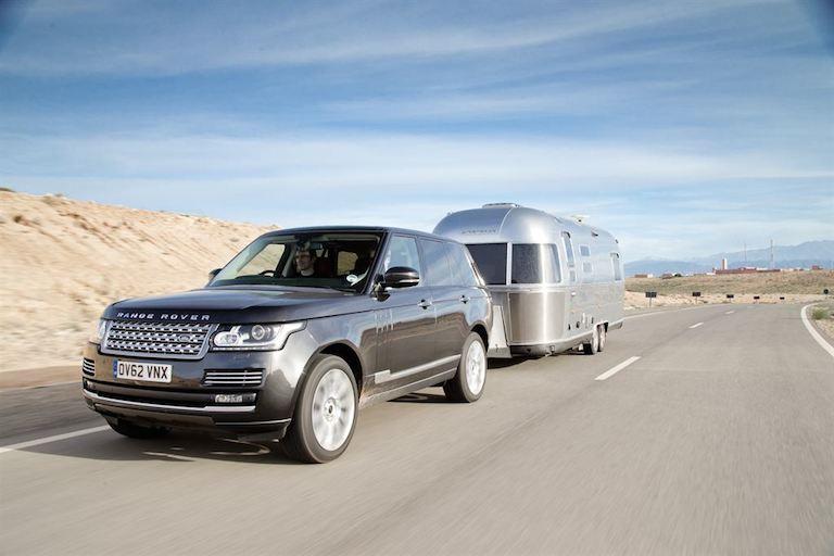 Range Rover Airstreem