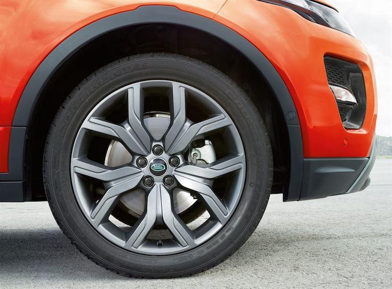 Range Rover Evoque Alufelgen