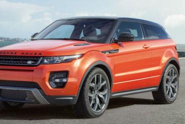 Range Rover Evoque Beitragsbild