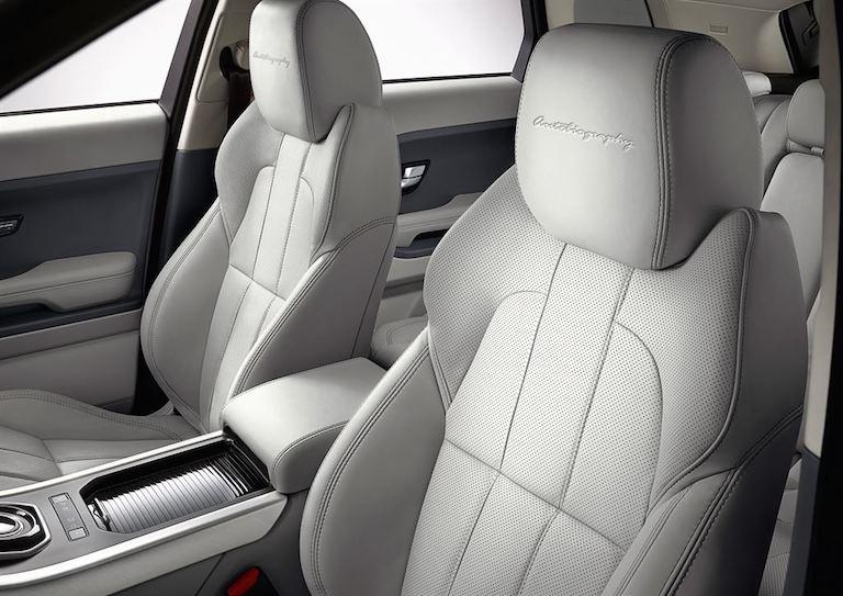 Range Rover Evoque innen