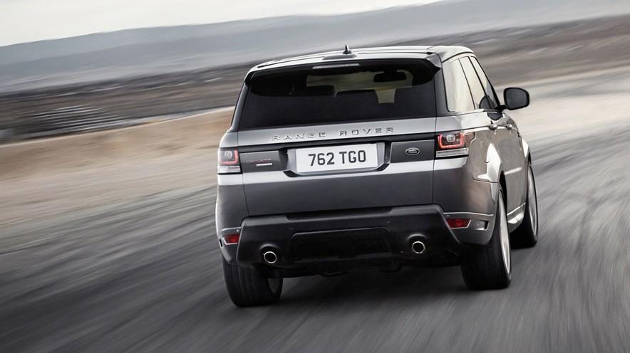 Range Rover Sport 2014 hinten