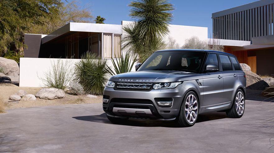 Range Rover Sport 2014 vorne