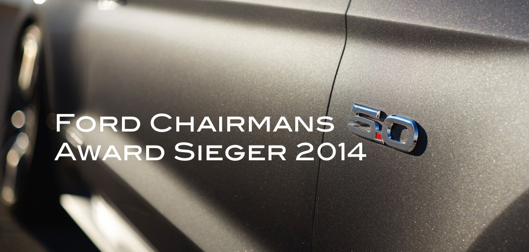 ford chairmans award sieger 2014 autohaus d nnes. Black Bedroom Furniture Sets. Home Design Ideas