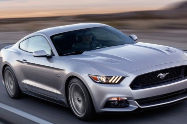 Ford Mustang 2015 kaufen