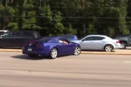 Ford Mustang Video Fail