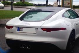 Jaguar F Type Coupe günstig kaufen