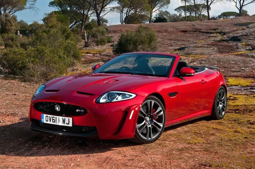Jaguar XK Cabrio Leasing