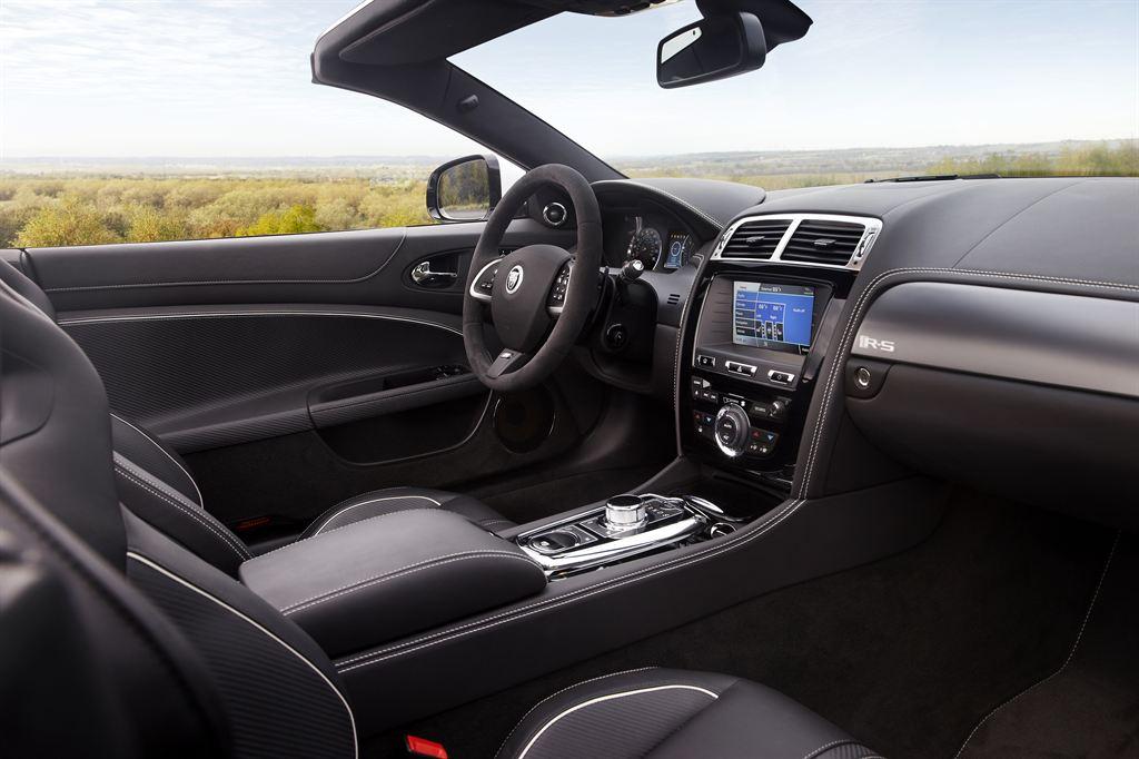 Jaguar XK Innenausstattung