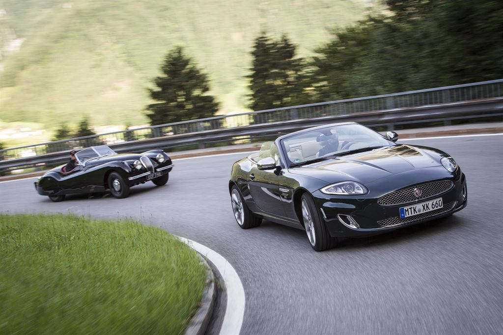 Jaguar XK billiges Leasen Leasingrückläufer
