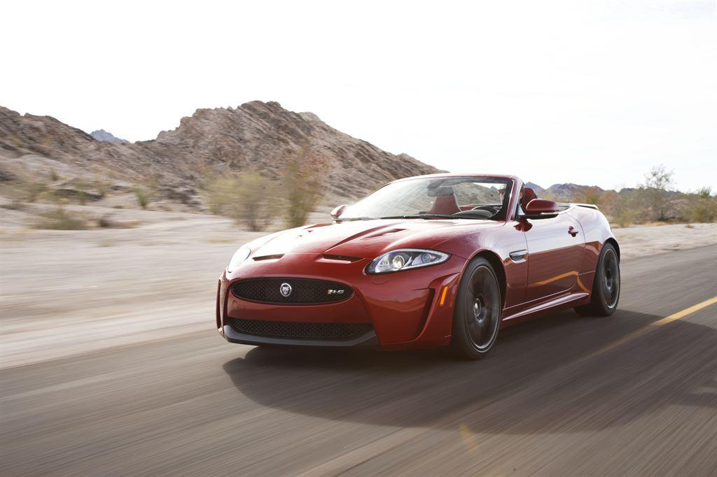 Jaguar XKR-S Deals Leasing