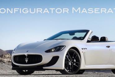 Konfigurator Maserati