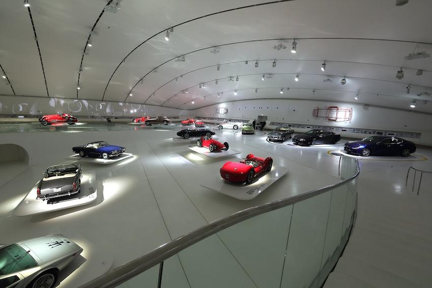 MEF 100 Years Maserati Museum