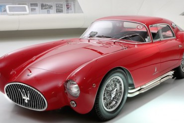 Maserati A6 GC 53 Berlinetta Pinin Farina