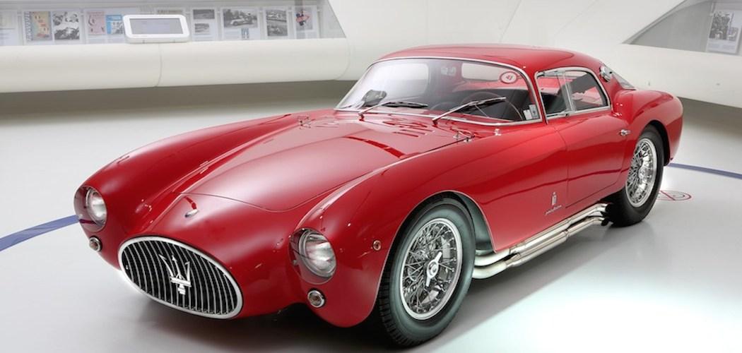 Seltene Maserati Oldtimer Bilder Aus Dem Museum