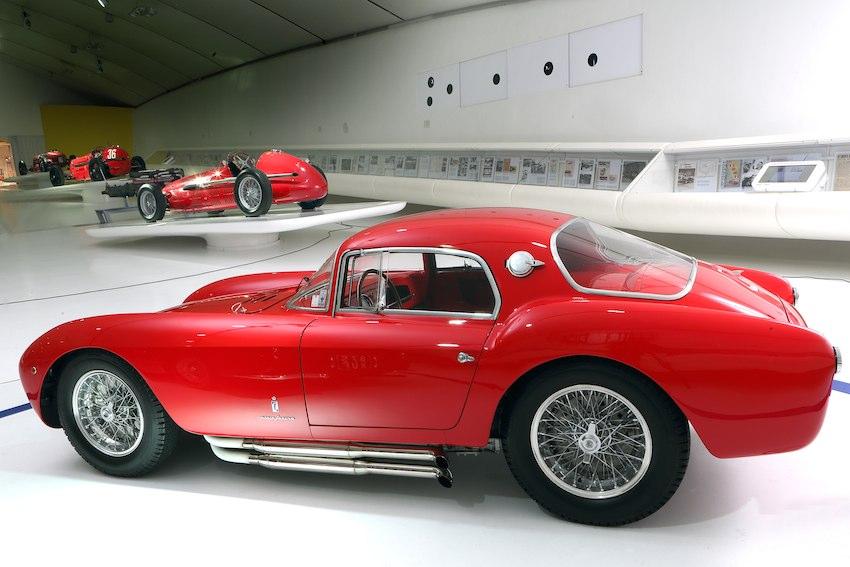 Maserati A6 GC-53 Berlinetta PininFarina