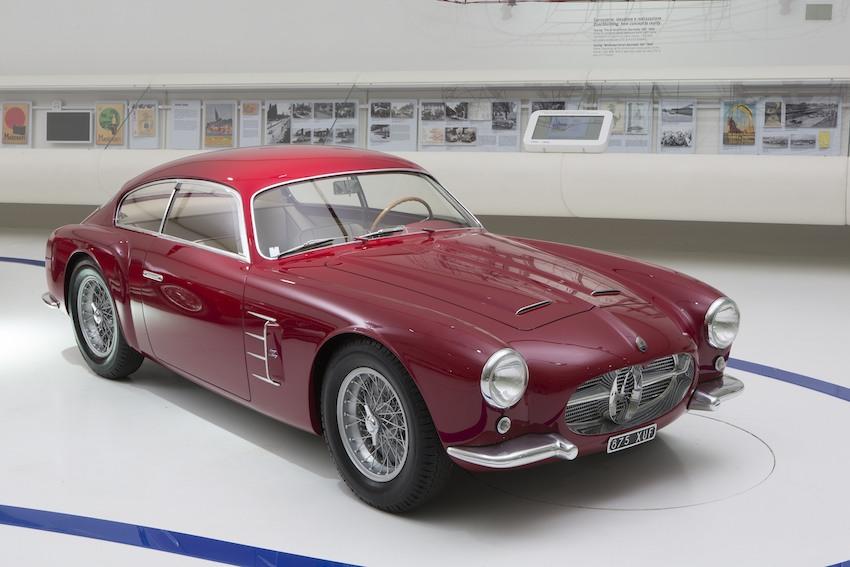 Maserati A6G-54 Berlinetta Zagato