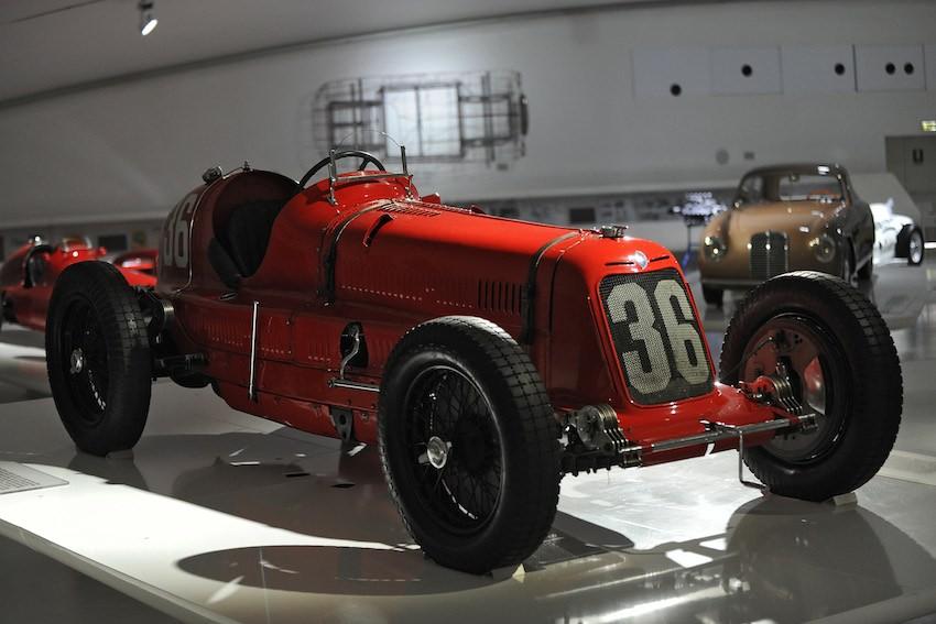 Maserati Tipo 8 CM