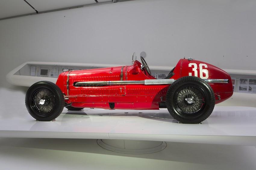 Maserati Tipo 8CM