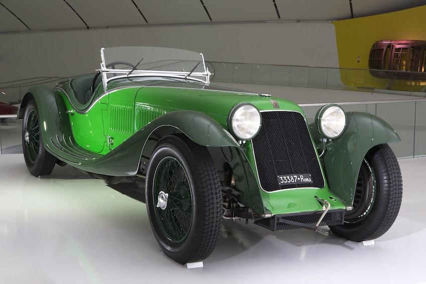Maserati Tipo V4 sport Zagato
