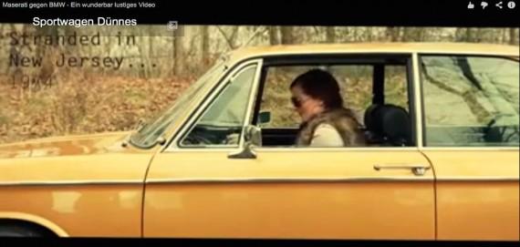 Maserati gegen BWM Video