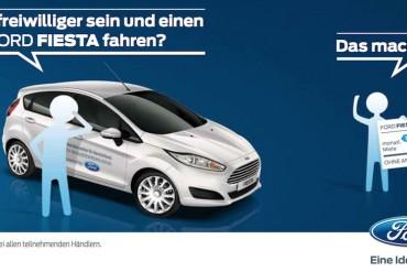 Ford Fiesta Bundesfreiwilligendienst