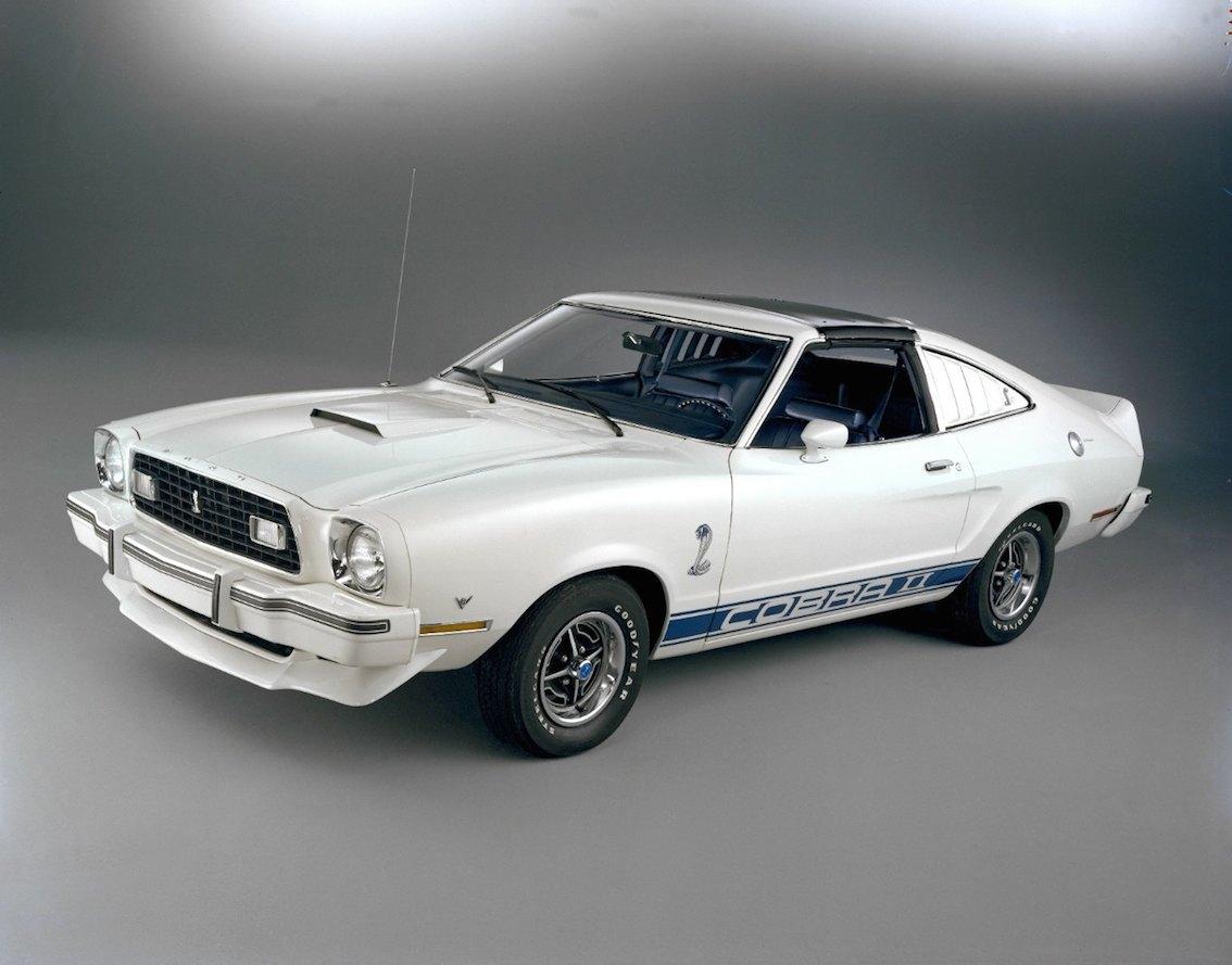 Ford Mustang 1976 Cobra II
