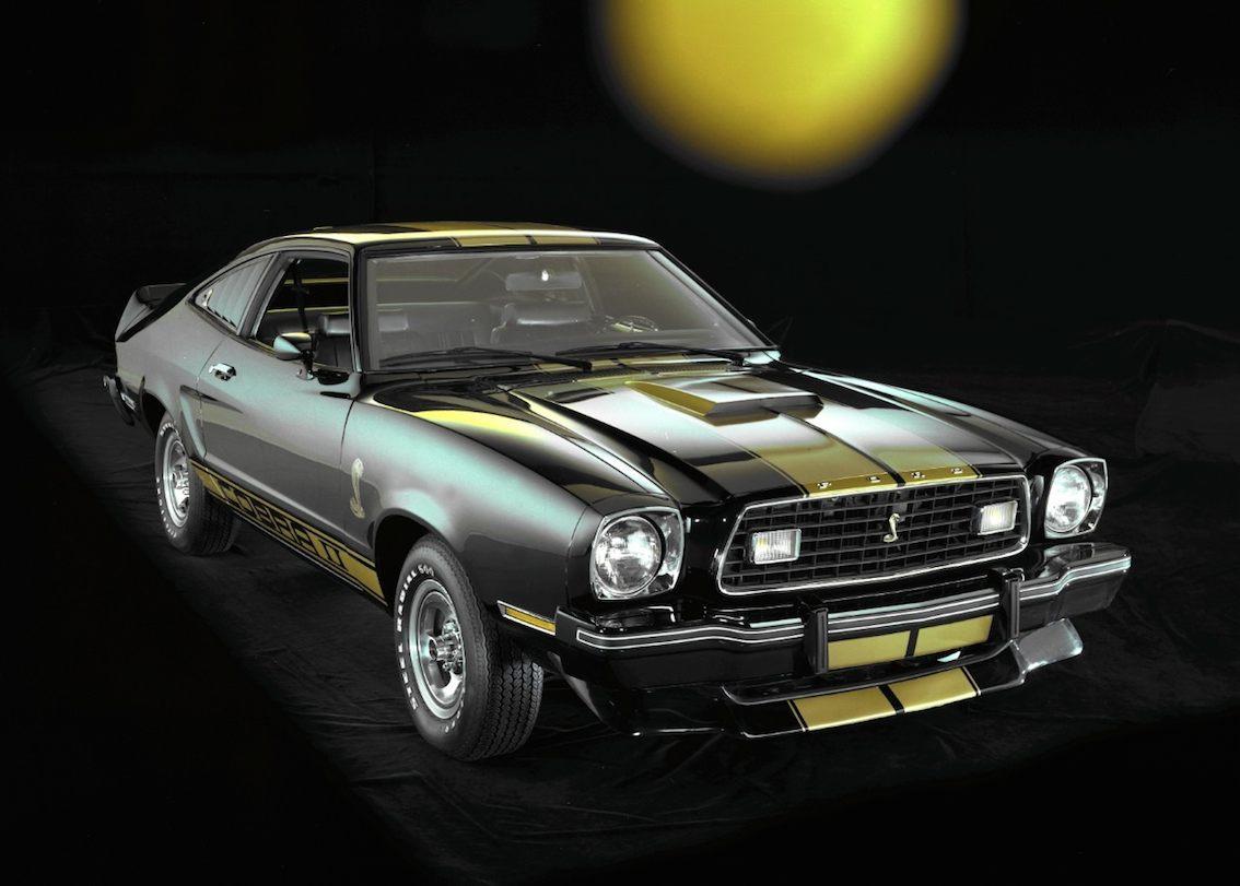 Ford Mustang 1977 Cobra II