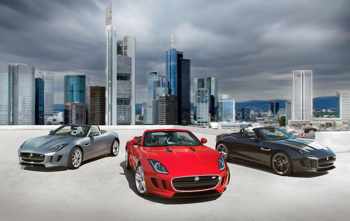 Jaguar F Type Preise Preisliste