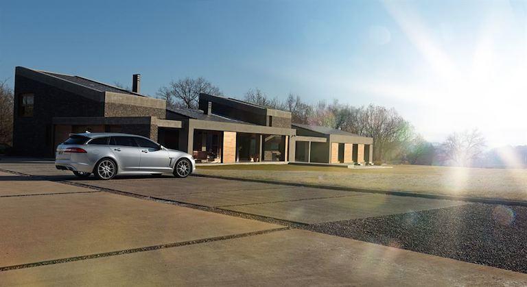Jaguar XF Sportbrake probefahren