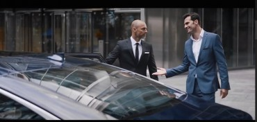 Jaguar XJ Video