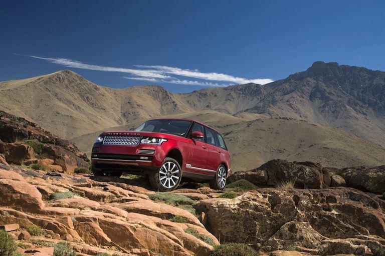 Land Rover Gebrauchtwagen Garantie