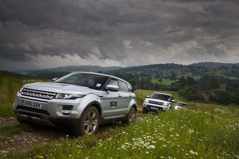 Land Rover Gebrauchtwagen günstig kaufen