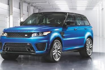 Range Rover Sport SVR Kauf