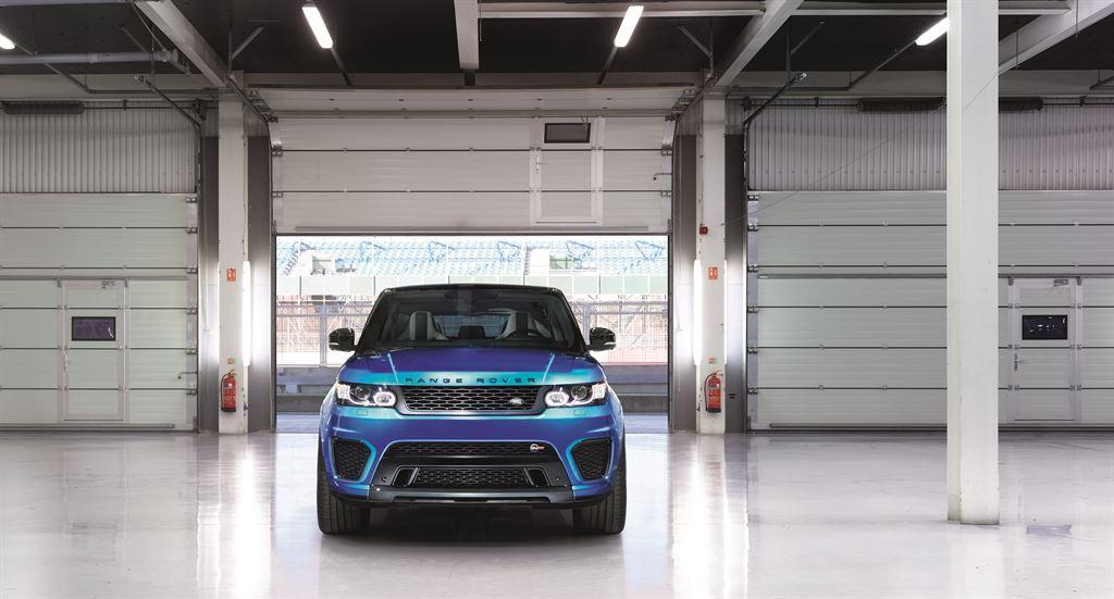 Range Rover Sport SVR Kauf 1