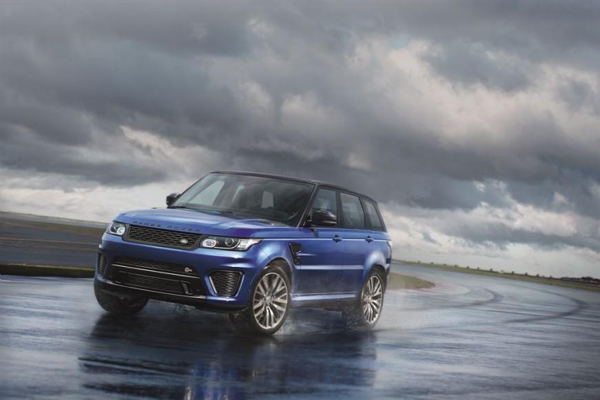 Range Rover Sport SVR vorne