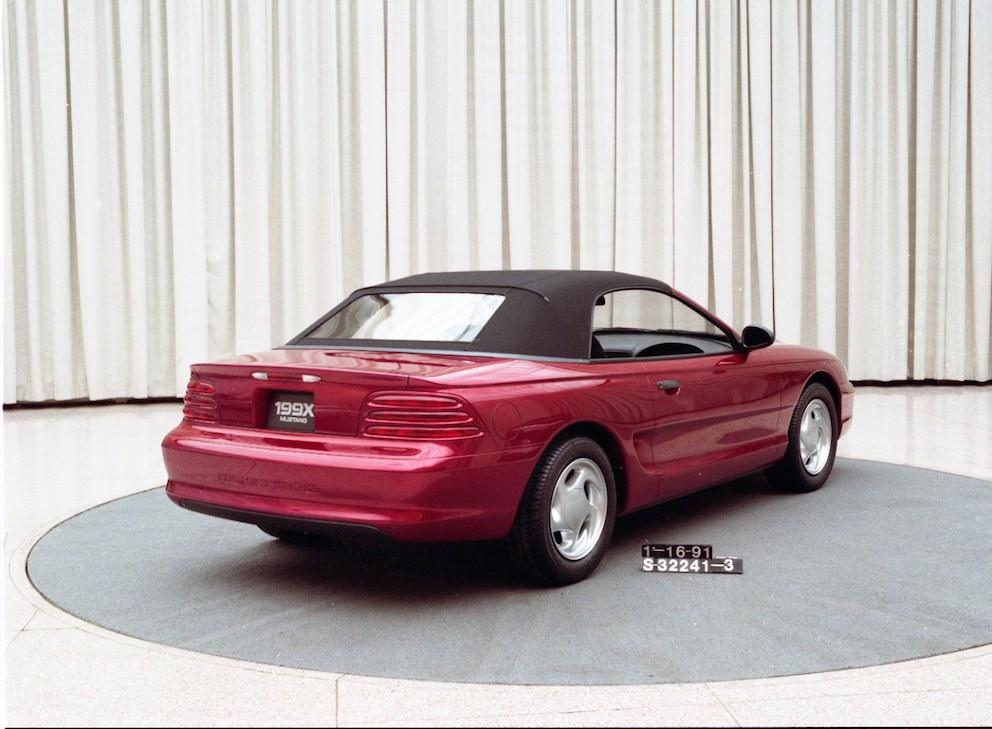 Ford Mustang 1991 Cabrio