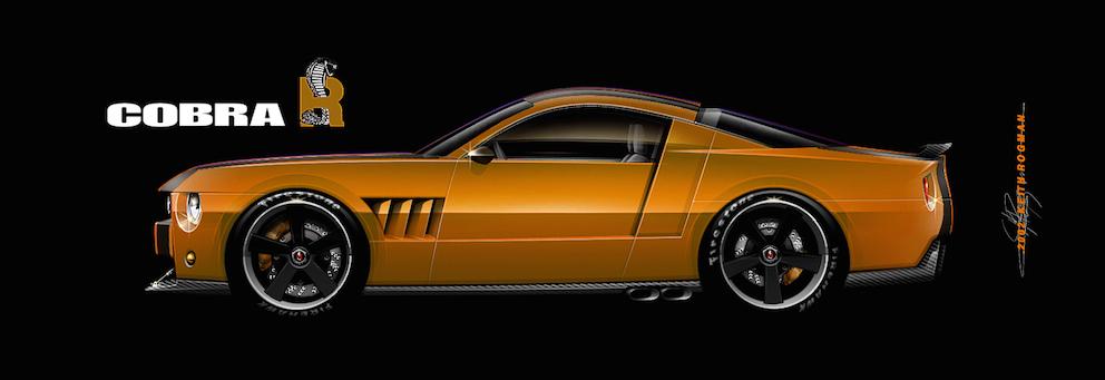 Ford Mustang fünfte Generation