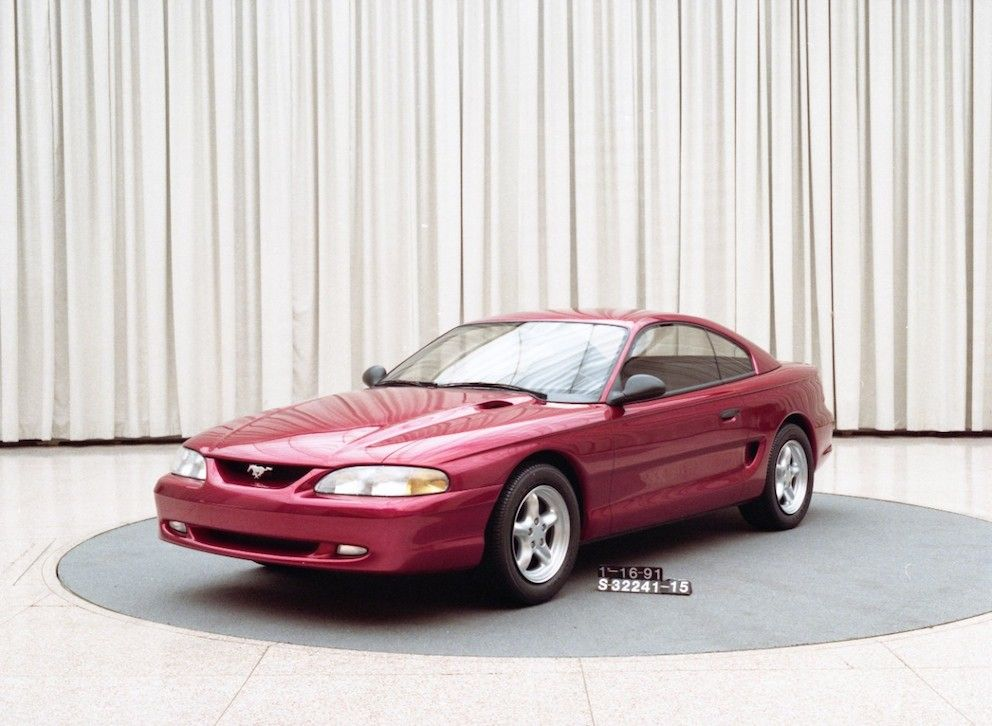 Ford Mustang 1991