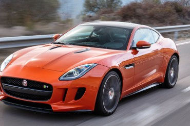 Jaguar F Type Coupe Beitragsbild