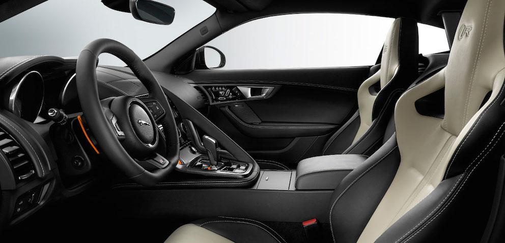 Jaguar F Type Coupe Innenausstattung