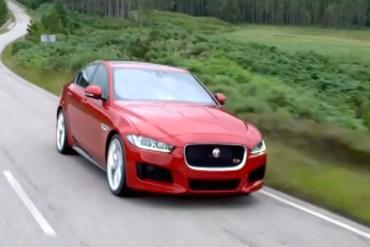Jaguar XE Video