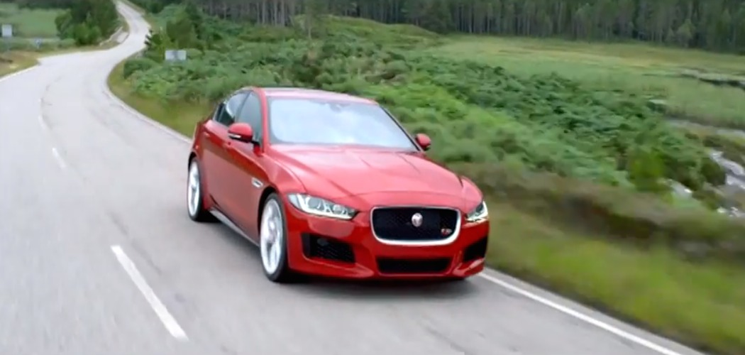 Jaguar XE Video