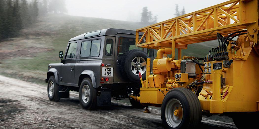 Land Rover Defender gebraucht günstig kaufen